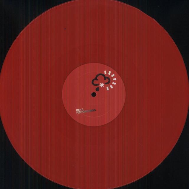 John B RED SKY (ORIGINAL/SUBSONIK & SMOOTH REMIX) Vinyl Record
