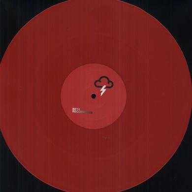 John B RED SKY (DUBSTEP REMIX/REBEL SONIX REMIX) Vinyl Record - UK Release