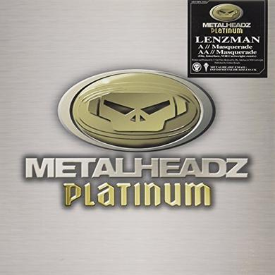 Lenzman MASQUERADE Vinyl Record - UK Release