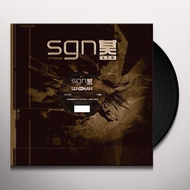 Lenzman BITTERSWEET PT 2 FEAT RIYA/TAKE IT BACK Vinyl Record - UK Import