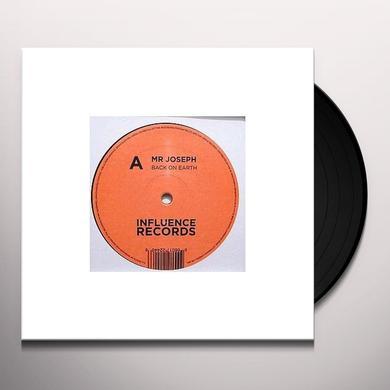 Mr Joseph BACK ON EARTH/MAD SELECTA Vinyl Record - UK Import