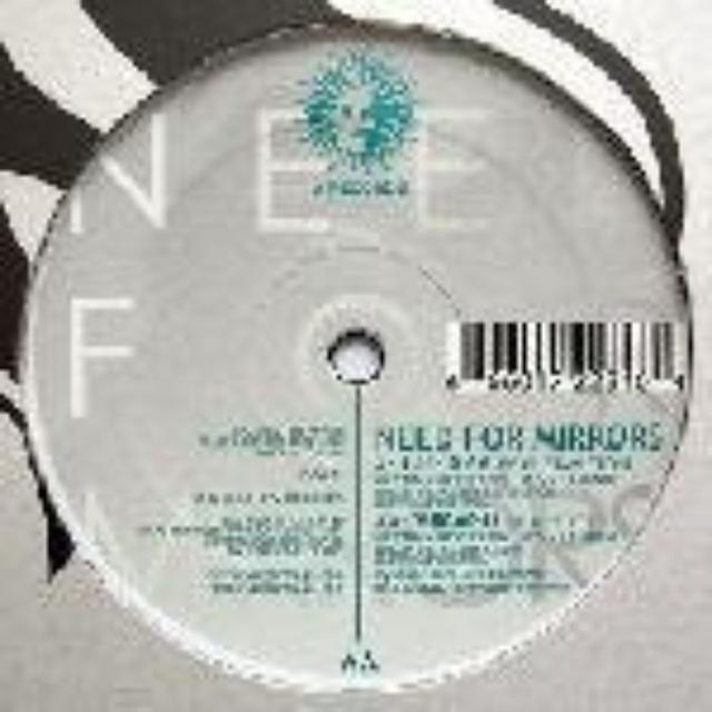 Need For Mirrors GREAZY/VIRAGO Vinyl Record