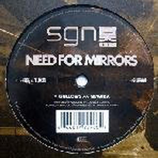 Need For Mirrors GALLOWS/NEVADA Vinyl Record