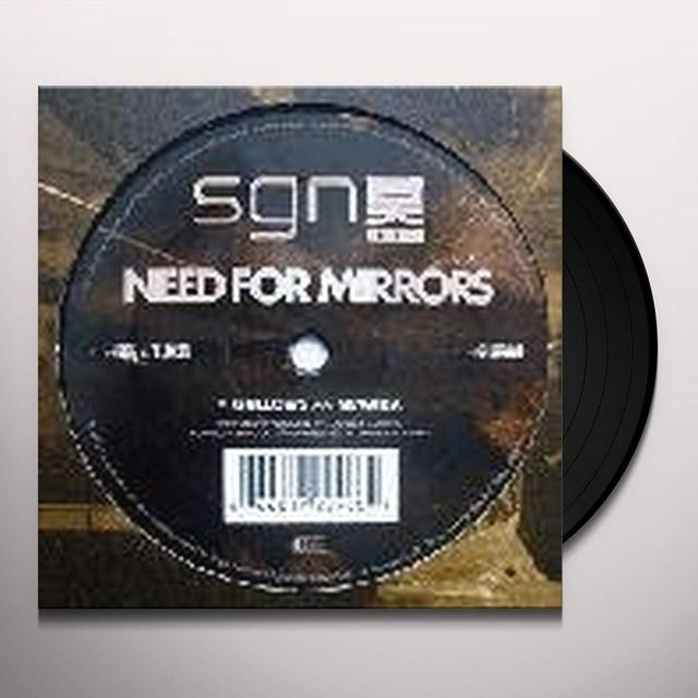 Need For Mirrors GALLOWS/NEVADA Vinyl Record - UK Import