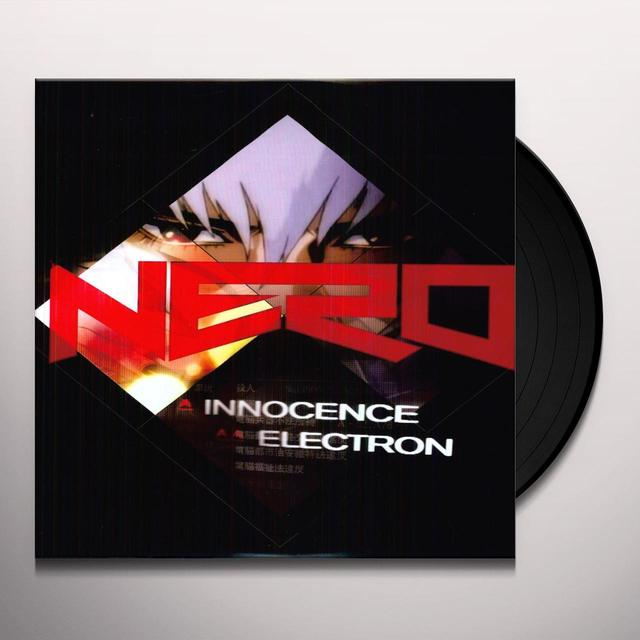 Nero INNOCENCE/ELECTRON Vinyl Record - UK Import