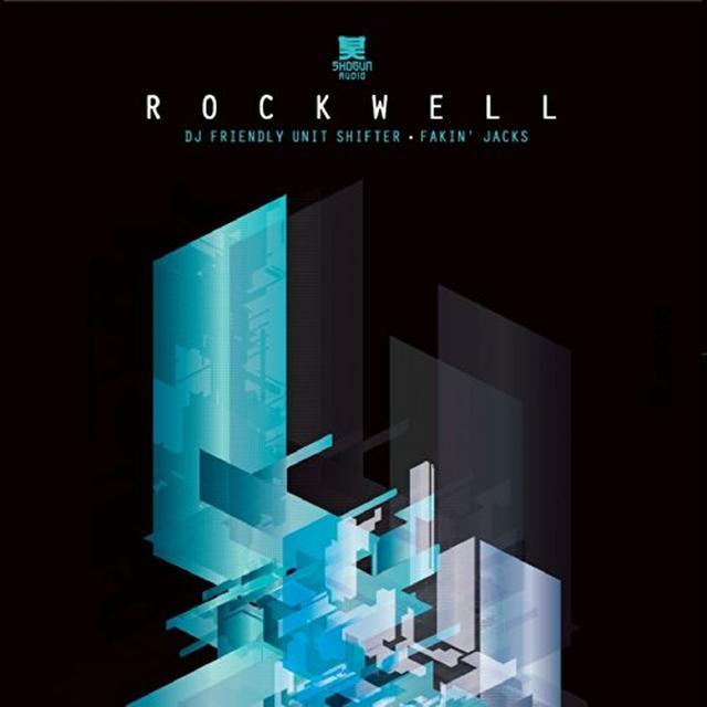 Rockwell DJ FRIENDLY UNIT SHIFTER/FAKIN JACKS Vinyl Record