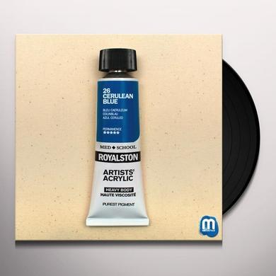 Royalston CERULEAN BLUE/BONESINGER Vinyl Record - UK Release