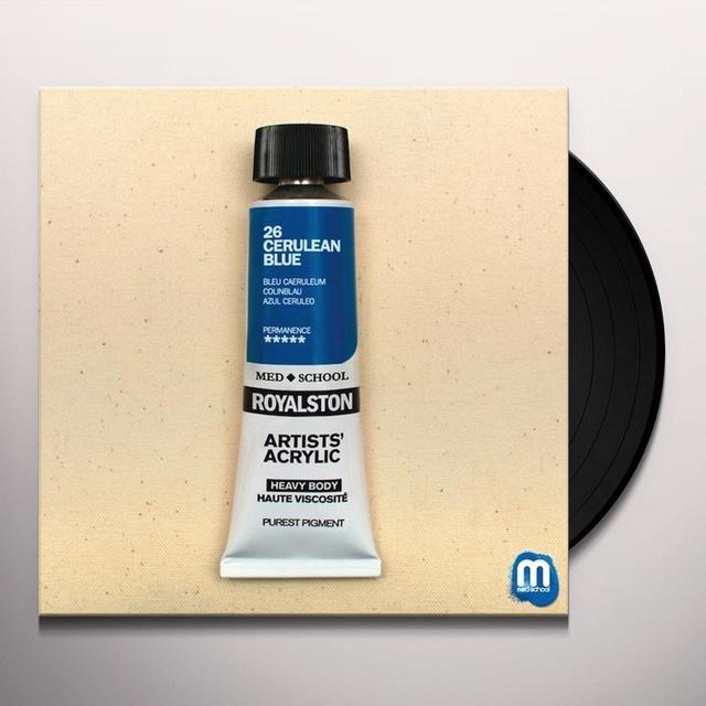 Royalston CERULEAN BLUE/BONESINGER Vinyl Record - UK Import