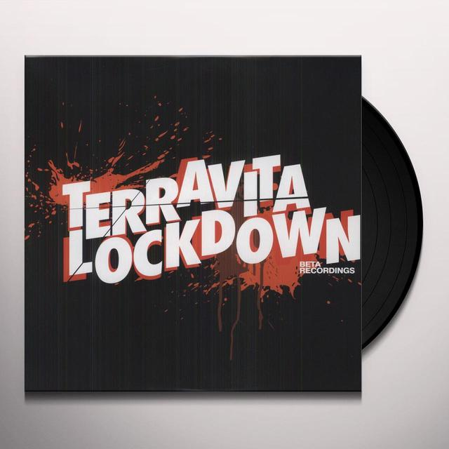 Terravita LOCKDOWN/UP IN THE CLUB Vinyl Record - UK Release