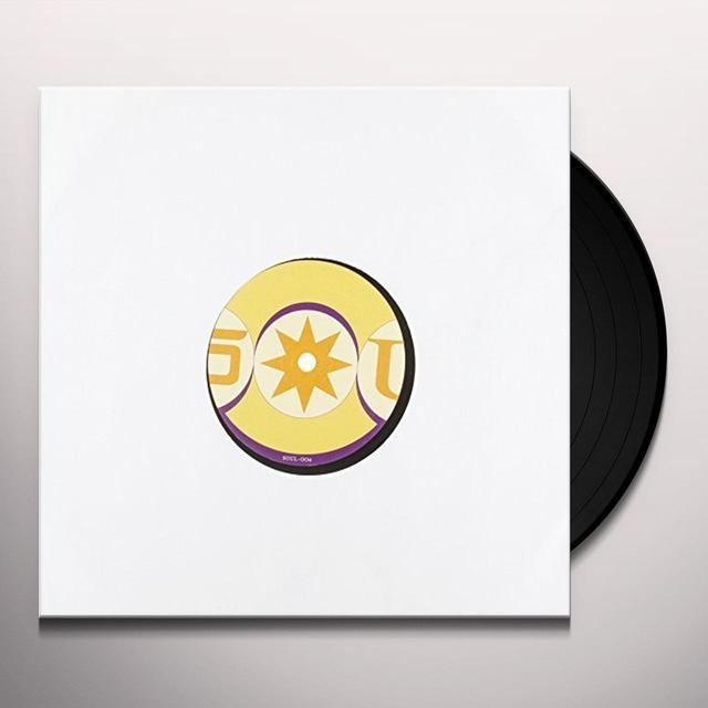 Tyler Straub.Euphorics Feat. Joe LITTLE BOAT/SMOKE Vinyl Record