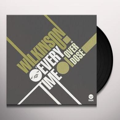 Wilkinson EVERY TIME/OVERDOSE Vinyl Record - UK Import