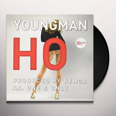 Young Man HO/ONE & ONLY Vinyl Record - UK Import