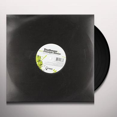 Youthman.Bulletproof FREESTYLE MANIAC/GUTTERKRUNK Vinyl Record