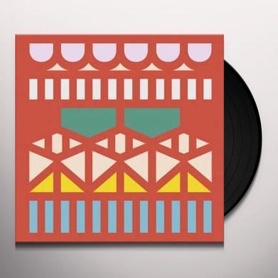 Dave P & Adam Sparkles DELAZE Vinyl Record