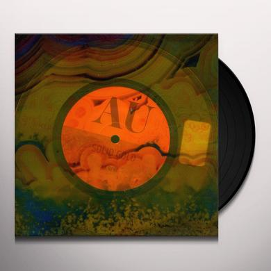 Au SOLID GOLD Vinyl Record - UK Import