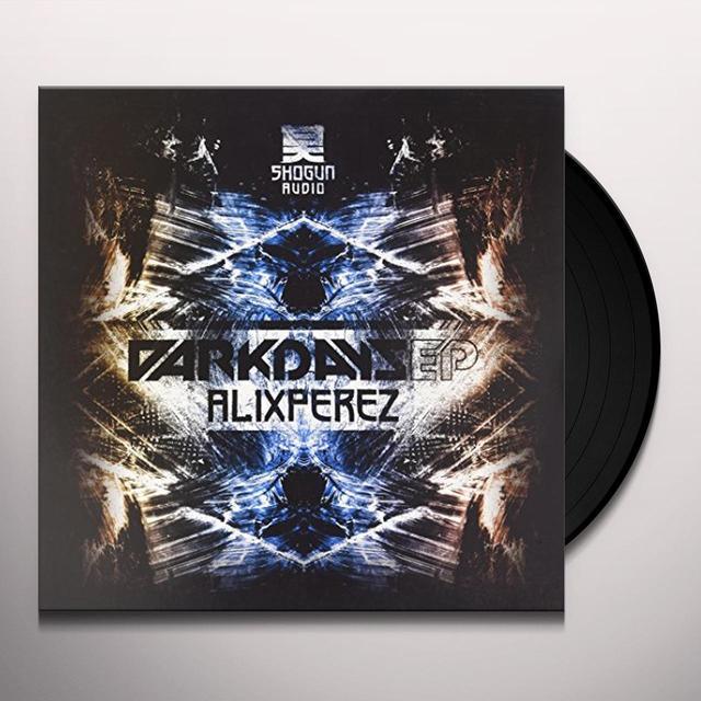 Alix Perez DARK DAYS EP Vinyl Record - UK Import