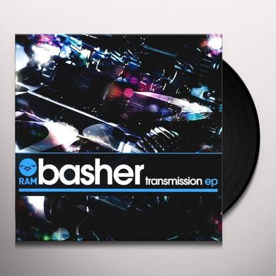Dj Basher TRANSMISSION EP Vinyl Record