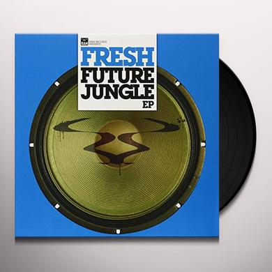 Fresh Bc FUTURE JUNGLE EP Vinyl Record - UK Import