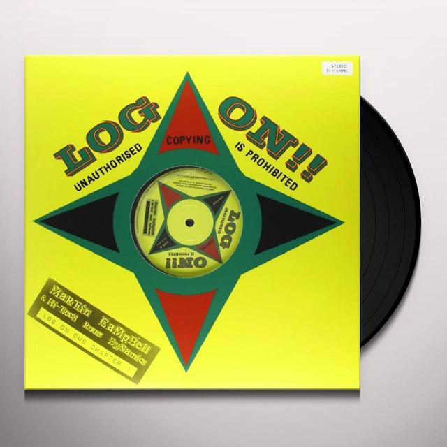 Hi Tech Roots Dynami LOG ON DUB-CHAPTER 1 Vinyl Record - UK Import