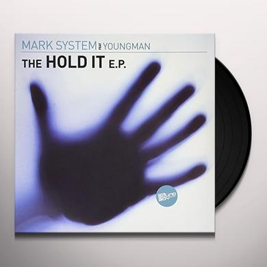 Mark System HOLD IT EP Vinyl Record - UK Import