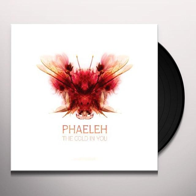 Phaeleh COLD IN YOU Vinyl Record - UK Release