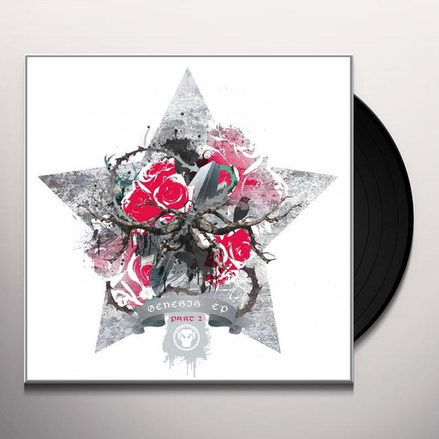 Genesis Ep 2 / Various (Uk) GENESIS EP 2 / VARIOUS Vinyl Record - UK Import