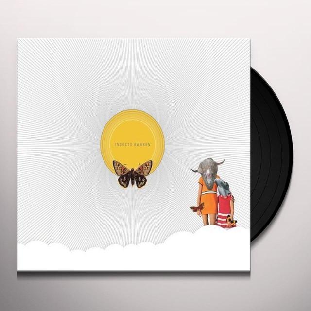 Death Sentence: Panda INSECTS AWAKEN Vinyl Record