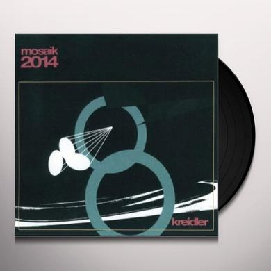 Kreidler MOSAIK 2014 Vinyl Record - UK Import
