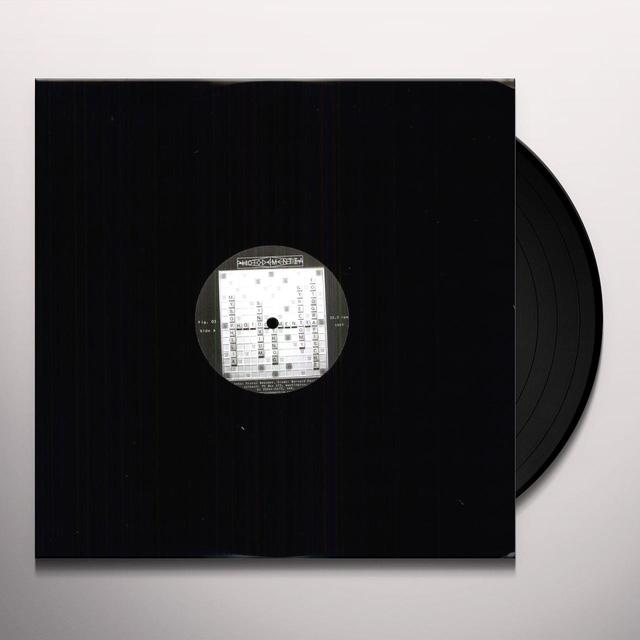 Photodementia FIGURE 3 Vinyl Record - UK Release