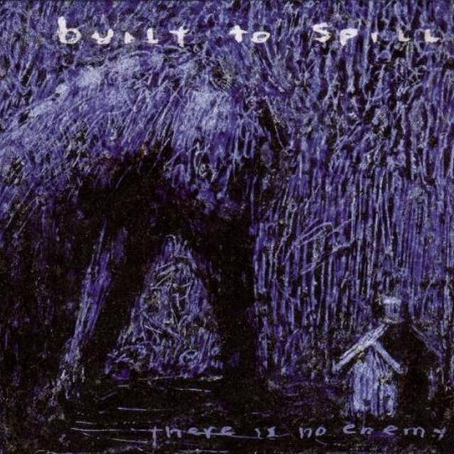 Built To Spill THERE IS NO ENEMY Vinyl Record - UK Release
