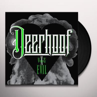 Deerhoof VS EVIL Vinyl Record - UK Import