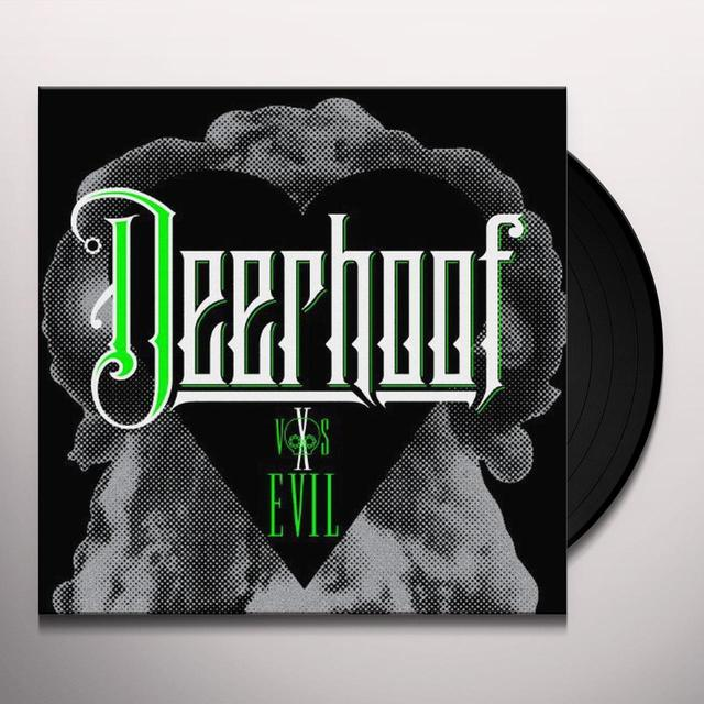 Deerhoof VS EVIL Vinyl Record - UK Import