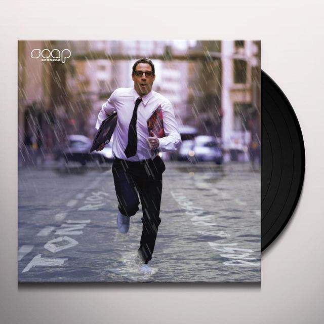 Toni Rios PAST & PRESENT Vinyl Record - UK Import