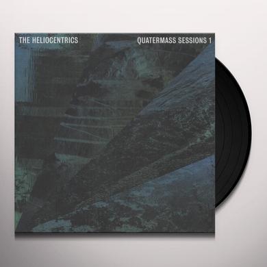 Heliocentrics QAURTERMASS Vinyl Record