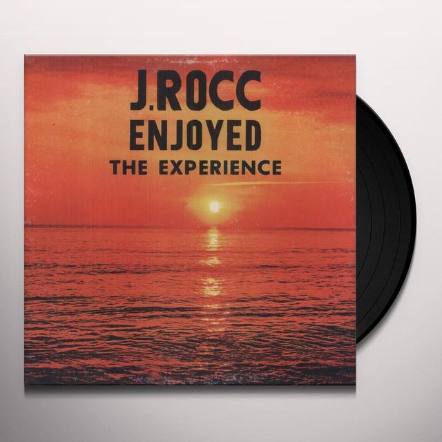 J ROCC ENJOYED THE EXPERIENCE Vinyl Record