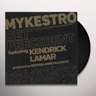 Mykestro SET PRECEDENT Vinyl Record