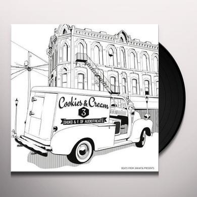 Shuko COOKIES & CREAM 3 Vinyl Record