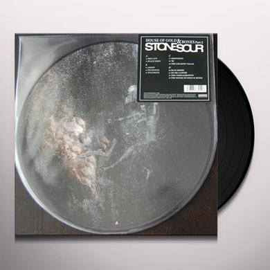 Stone Sour HOUSE OF GOLD & BONES PART 2 Vinyl Record