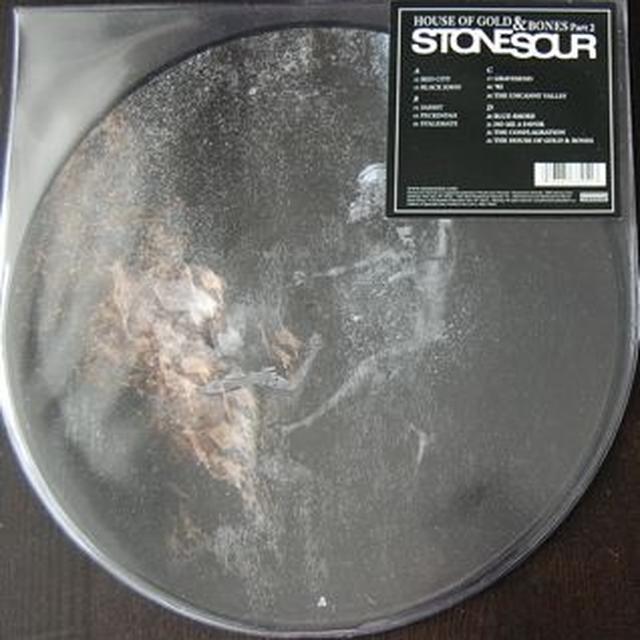 Stone Sour HOUSE OF GOLD & BONES PART 2 Vinyl Record