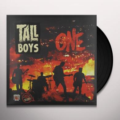 Tall Boys ONE (W/CD) (Vinyl)