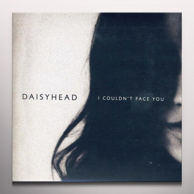 Daisyhead COULDN'T FACE YOU  (EP) Vinyl Record - Colored Vinyl, Limited Edition