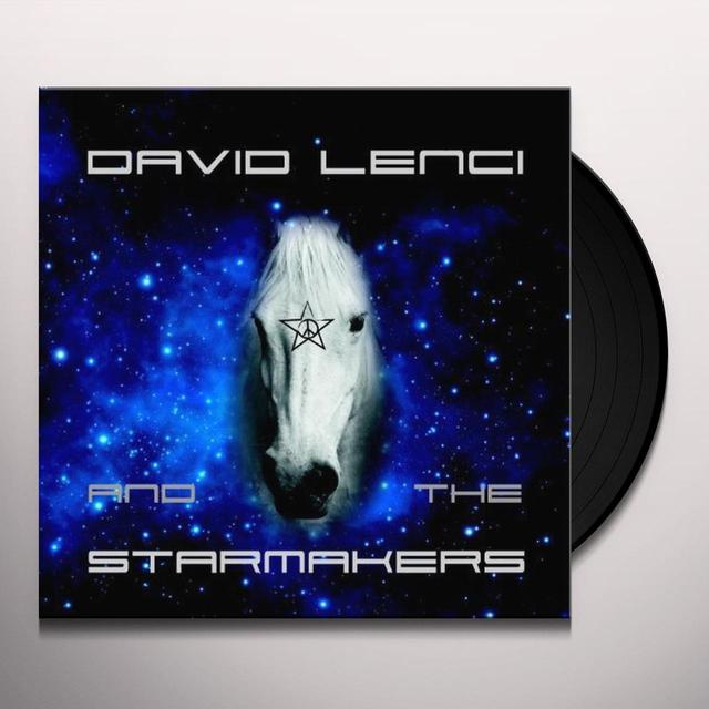 David Lenci & Starmakers DAVID LENCI & THE STARMAKERS Vinyl Record