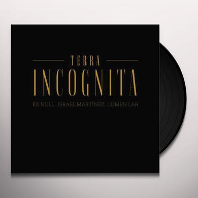Israel / Lumen Lab Kk Null / Martinez TERRA INCOGNITA Vinyl Record