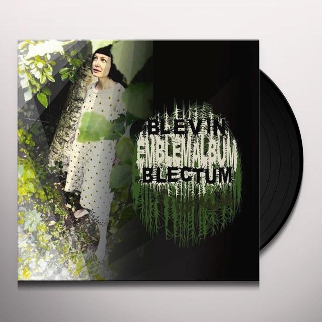 Blevin Blectum EMBLEM ALBUM Vinyl Record