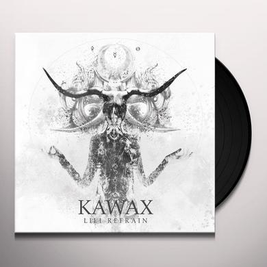 Lili Refrain KAWAX Vinyl Record