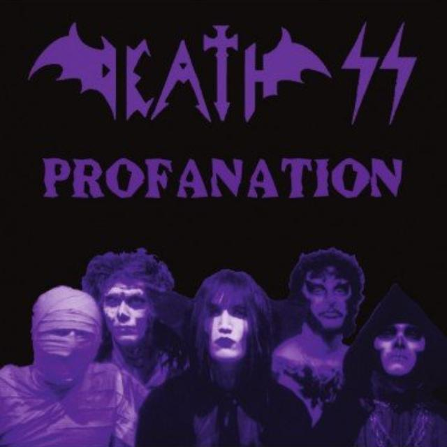 Death Ss PROFANATION Vinyl Record