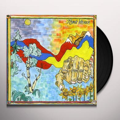 Tiger Waves WEEKENDS / SUNDRESSED Vinyl Record
