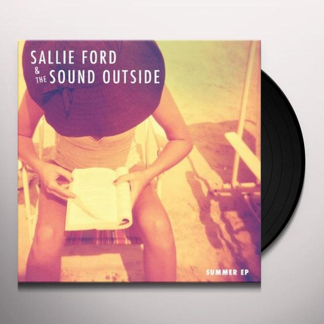 Sallie Ford & The Sound Outside SUMMER  (EP) Vinyl Record - Digital Download Included