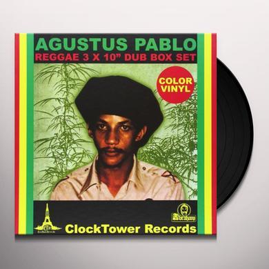 Augustine Pablo DUB BOX SET Vinyl Record