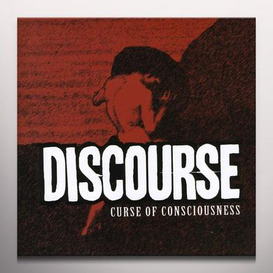 Discourse CURSE OF CONSCIOUSNESS Vinyl Record - Colored Vinyl